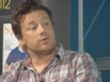 Jamie Oliver Demonstrates The Olympic City&#39 S Culinary