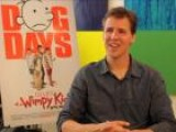 Jeff Kinney On His Book Diary Of A Wimpy Kid