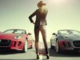 Jaguar F-TYPE Unveiled In Paris 2012