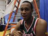 John Henson Of The Milwaukee Bucks Talks Sneaker Picks And Getting Drafted