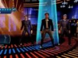 Kinect Star Wars I&#39 M Han Solo Dancing