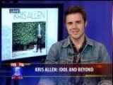 Kris Allen Talks About His New Album
