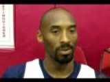 Kobe Bryant Disses Dream Team