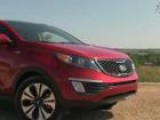 KIA Sportage AWD Turbo Vs Optima Turbo Mashup Test