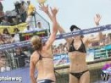 Kerri Walsh & Misty May-Treanor Play Final Match