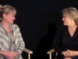 Kathy Reichs And Linda Emond On Bones Are Forever