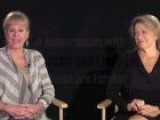 Kathy Reichs And Linda Emond On Bones Are Forever Audio Book