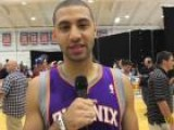 Kendall Marshall Of The Phoenix Suns Can&#39 T Wait To Play Denver&#39 S Ty Lawson