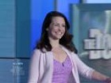 Kristin Davis On Safe Cough Medicines