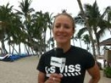 Lesley Paterson On Team Trek K-Swiss Training Camp