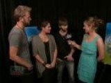 Lady Antebellum CMA Music Festival Backstage Interview
