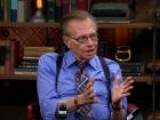 Larry King On The Debate Questions And Jacob&#39 S Halloween Costume