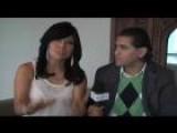 Luz Rios Y Domenic Marte Sobre Los Latin Grammy 2012
