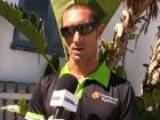Matt Reed Before The 2011 Oceanside 70.3