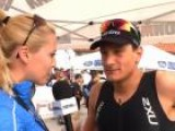 Michael Weiss After The 2011 Oceanside 70.3