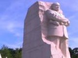 Martin Luther King Jr. National Memorial In Washington DC