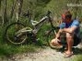 Marc Beaumont&#39 S GT Fury Downhill Race Bike