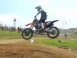 Motocross Team Pit Pass At The High Point Nationals