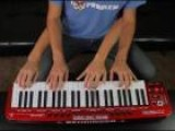 Mystery Guitar Man' S Four Hand Piano Performance