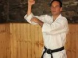 Middle Karate Blocks