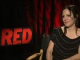Mary-Louise Parker Talks About RED