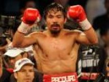 Manny Pacquiao Prepared For Bradley Fight