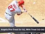 Mike Trout Is The Key To Angels' Success