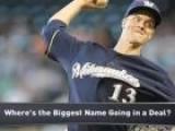 MLB Trade Deadline: Is Zack Greinke Moving