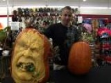 Meet Master Pumpkin Carver Ray Villafane