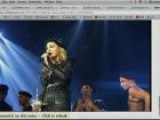 Madonna Gives Bizarre Obama Endorsement