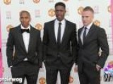 Manchester United Star Ashley Young Helps Boy Hit By Car