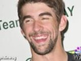 Michael Phelps Shows His Support For His Big Sister
