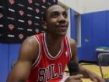 Marquis Teague Of Bulls Wants To Go Heads Up With Chris Paul