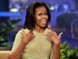 Michelle Obama&#39 S Me Time: The Remote All To Herself