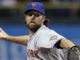 No-Hitter Denied From R.A. Dickey