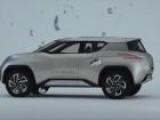 Nissan TeRRA SUV Concept Trailer