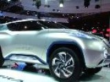 Nissan TeRRA SUV Concept Review