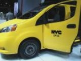 Nissan NV200 Taxi Of Tomorrow Hands-on