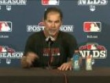 NL Playoffs Game 5 Giants Reds Postgame Comments