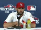 NL Playoffs Game 3 Giants Cardinals Postgame Comments