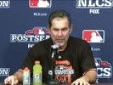NL Playoffs Game 7 NLCS Cardinals Giants Postgame Comments
