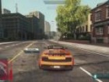 Need For Speed Most Wanted - Lamborghini Gallardo - Turbulence Race