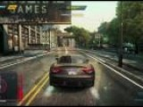NFS: Most Wanted Police Chase Level 3