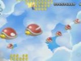 New Super Mario Bros. U Walkthrough - Bonus Level Gameplay