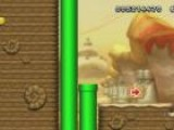New Super Mario Bros. U Walkthrough - Layer-Cake Desert-2