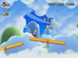 New Super Mario Bros. U Seesaw Shrooms Walkthrough