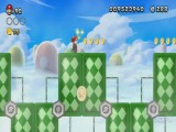 New Super Mario Bros. U Lakitu Walkthrough
