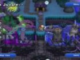 New Super Mario Bros. U World 5-5 Deepsea Ruins Multiplayer - Gameplay