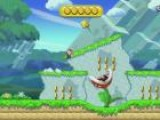 New Super Mario Bros. U Challenge Walkthrough - Stingy Big Piranha Plants