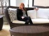 Outdoor Furniture Ideas - Designer Sofas